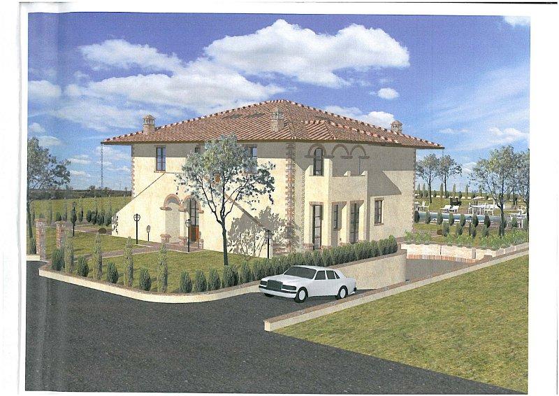 Appartamento con bellissima vista a castiglione del lago for Passi per l acquisto di terreni e la costruzione di una casa